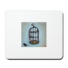 Birdcage Mousepad