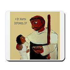Saint Martin DePorres OP Mousepad