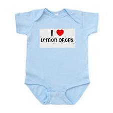 I LOVE LEMON DROPS Infant Creeper
