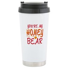 YOU'RE MY HONEY BEAR Travel Mug