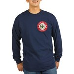 Ontario Mason Long Sleeve Dark T-Shirt