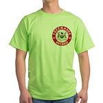 Ontario Mason Green T-Shirt