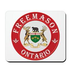 Ontario Mason Mousepad
