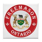 Ontario Mason Tile Coaster