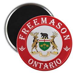 Ontario Mason Magnet