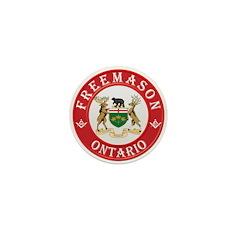 Ontario Mason Mini Button (10 pack)