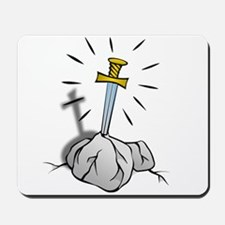 Sword In The Stone Mousepad
