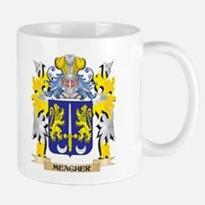 Meagher Coat of Arms - Family Crest Mugs