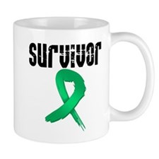 Liver Cancer Survivor Mug
