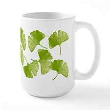 Ginkgo Leaves Mug