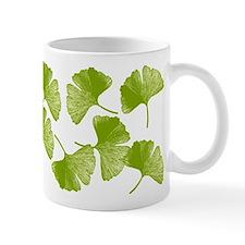 Ginkgo Leaves Small Mug