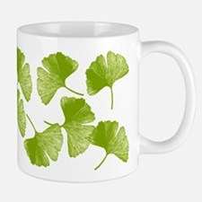 Ginkgo Leaves Small Small Mug