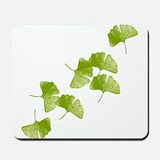 Ginkgo Leaves Mousepad