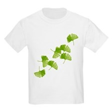 Ginkgo Leaves T-Shirt