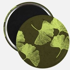 Ginkgo Leaves Magnet