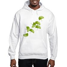 Ginkgo Leaves Hoodie