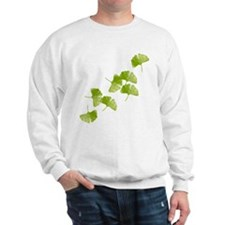 Ginkgo Leaves Sweatshirt