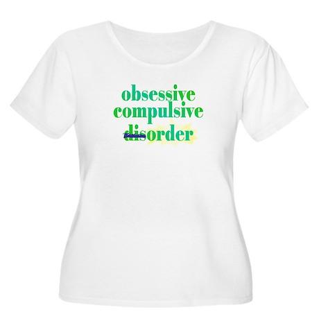 Obsessive Compulsive (Dis)Order - Women's Plus Siz