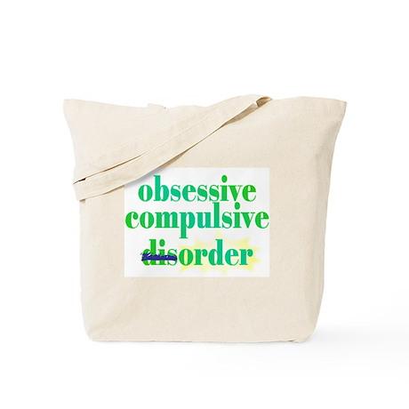 Obsessive Compulsive (Dis)Order - Tote Bag