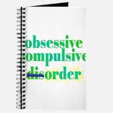 Obsessive Compulsive (Dis)Order - Journal