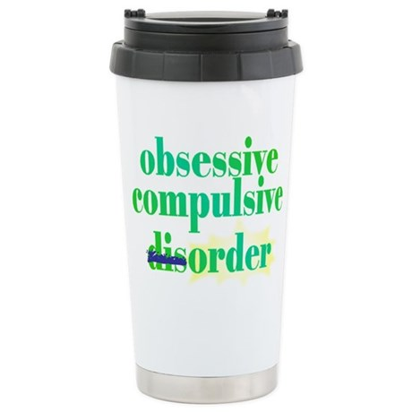 Obsessive Compulsive (Dis)Order - Stainless Steel
