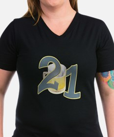 21st B-day Beer Shirt