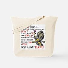 OLIGARCHY, SERFDOM, PLAGUE Tote Bag