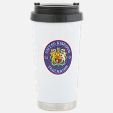 UK Masons Travel Mug