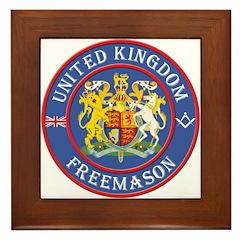 UK Masons Framed Tile