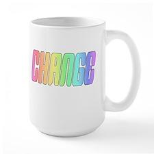 Pastel Rainbow Change Mug