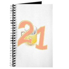 21st B-day Beer Journal