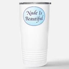 Beautiful Blue - Travel Mug