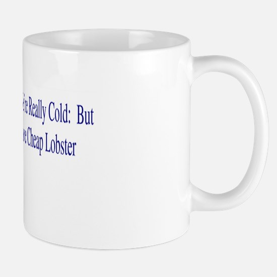 Cheap Lobster Mug