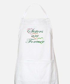 Sisters Are Forever Apron