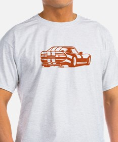 Dodge Viper Orange T-Shirt