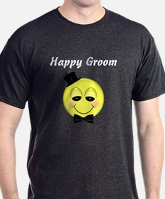 Happy Groom T-Shirt