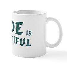 Beautiful NUDE - Mug