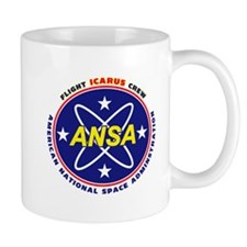 ANSA Flight Crew Mug