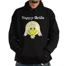 Happy Bride Hoodie
