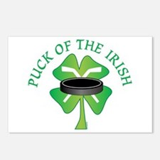 Puck of the Irish Postcards (Package of 8)