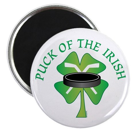 Puck of the Irish Magnet