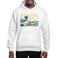 Great Wave off Kanagawa Hoodie