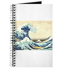 Great Wave off Kanagawa Journal
