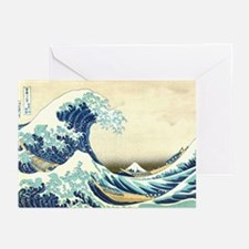 Great Wave off Kanagawa Greeting Cards (Pk of 20)