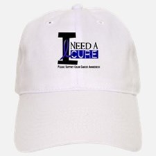 I Need A Cure COLON CANCER Baseball Baseball Cap