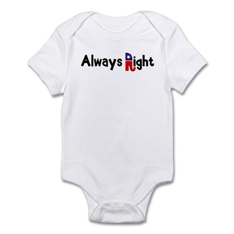 Always Right Infant Bodysuit