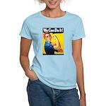 Vintage Rosie the Riveter Women's Light T-Shirt