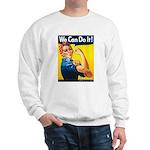 Vintage Rosie the Riveter Sweatshirt