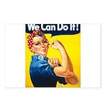 Vintage Rosie the Riveter Postcards (Package of 8)