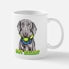 Weimaraner Got Balls? Mug